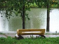 Наружная реклама - Московские скамейки отдадут под рекламу