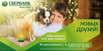Сбербанк разрекламирует свой обновленный бренд