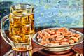 В Хабаровске креветки не вписались в рекламу пива
