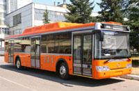 Наружная реклама - С сентября на подмосковных автобусах появится реклама
