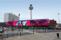 Наружная реклама - Объем британской outdoor-индустрии по итогам первого квартала 2013 года составил £213, 2 млн