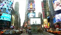 Наружная реклама - Объем ooh-индустрии США вырос на 4,5% в первом квартале 2013 года