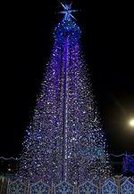 Новосибирск приготовился встречать Новый год